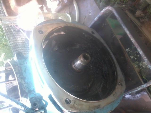 Remise en état d'un Staub PP4HDS Photo0171