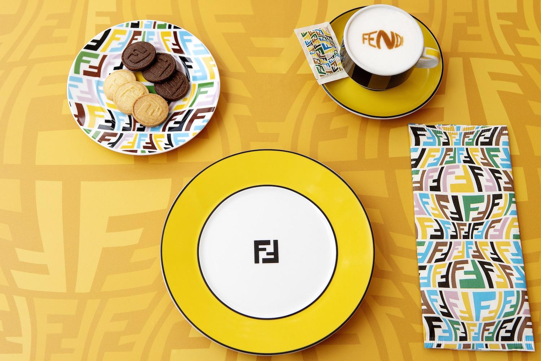 Fendi, in terrazza Rinascente l'esclusivo Caffé griffato e instagrammabile