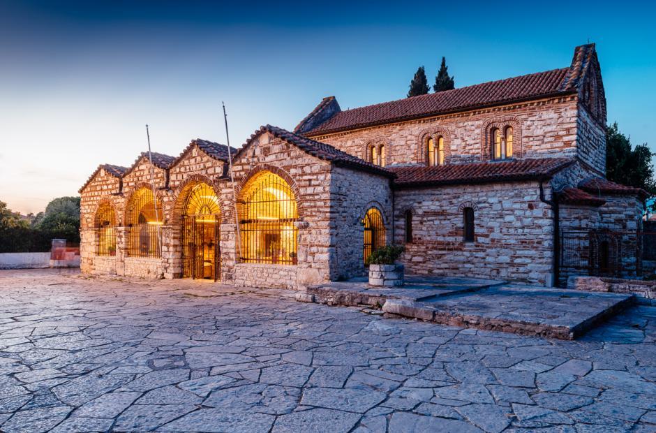 Ναός της Αγίας Θεοδώρας