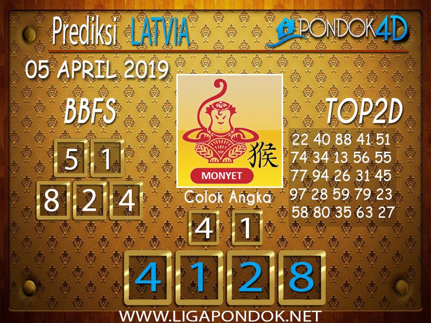 Prediksi Togel LATVIA PONDOK4D 04 APRIL 2019
