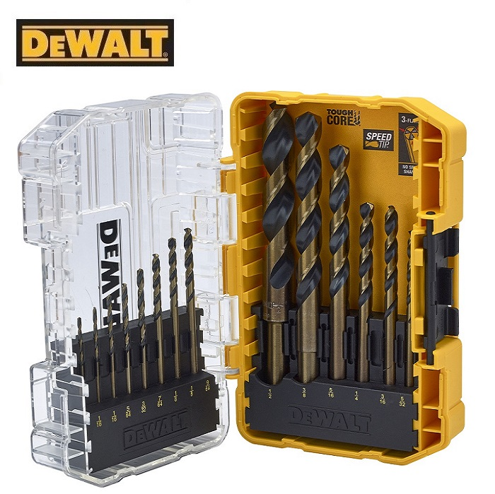 Dewalt-XMS19-DGOLD14-HSS-Gold-Drill-Bits-Real-Deals-For-You