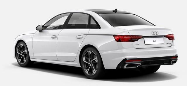 Audi A4 et Audi A5 : une série spéciale S Edition encore plus équipée A4-berline-arriere