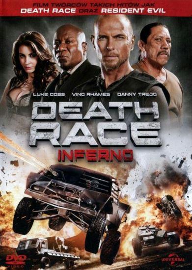 Death Race 3: Piekło na ziemi / Death Race: Inferno (2012).PL.BRRip.XviD-BiDA / Lektor PL