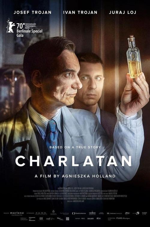 Szarlatan / Charlatan / Šarlatán (2020) PLSUBBED.WEB-DL.x264.DD2.0-MXFiLMS / Napisy PL