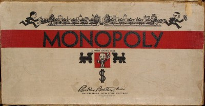 Monopoly firts edition