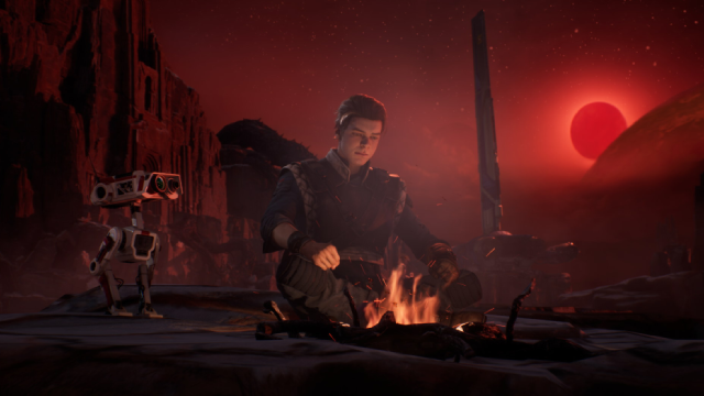 STAR WARS JEDI: FALLEN ORDER: The Player's Ship Will Have An