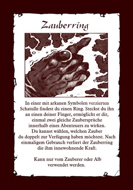 Schatz-Zauberring