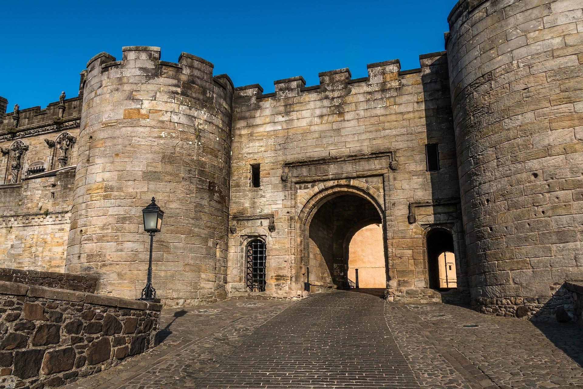 Stirling Castle, Scotland Tours
