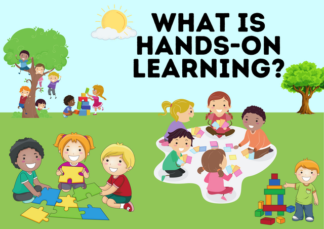 What-is-hands-on-learning