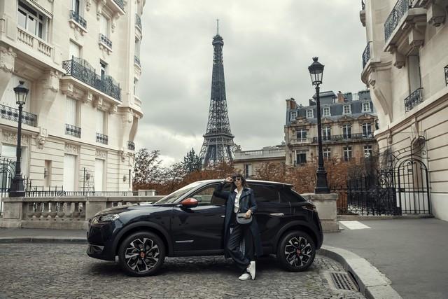 DS 3 Crossback Ines De La Fressange Paris : Collection Exclusive 2020-DS3-CB-V0037-0
