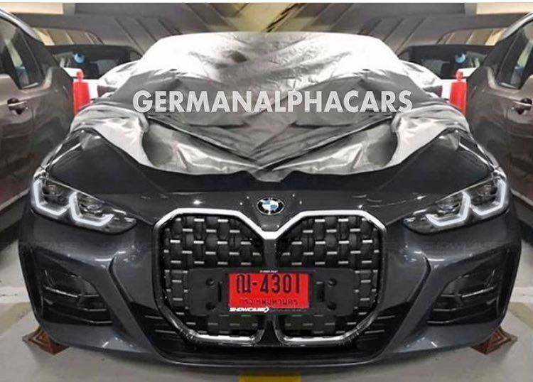 BMW Serie 4 [G22-G23] (2020) 45