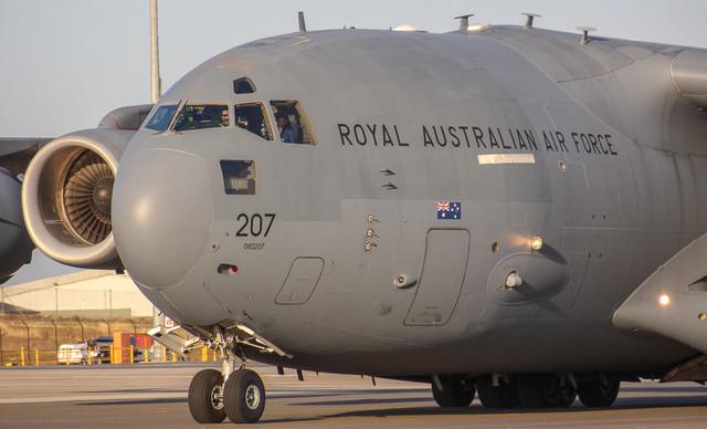 RAAF C17 A41 207 March 2017 img2 v3