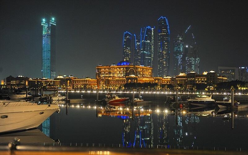 Abu Dhabi city photo