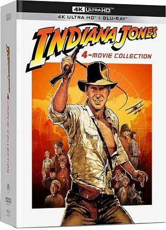Indiana Jones e L'Ultima Crociata (1998) Full Blu Ray UHD 4K ITA DD 5.1 ENG TrueHD