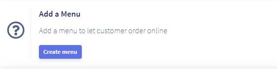 add menu in bookmyorder free online food ordering system