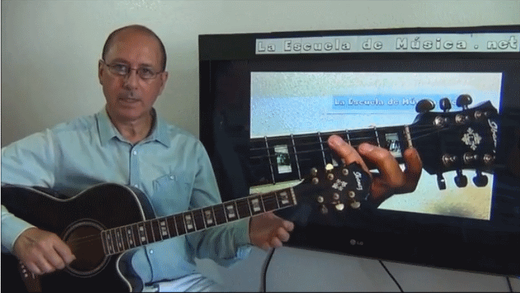 Cursos de Guitarra Gratis Para Principiantes
