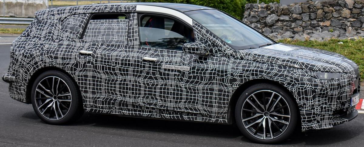 2020 BMW i6/iNEXT/iX8/iX 60