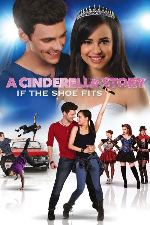 Kopciuszek: Bucik na miarę / A Cinderella Story: If the Shoe Fits (2016)
