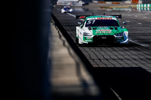 DTM – René Rast remporte le podium Audi au Lausitzring A204759-medium