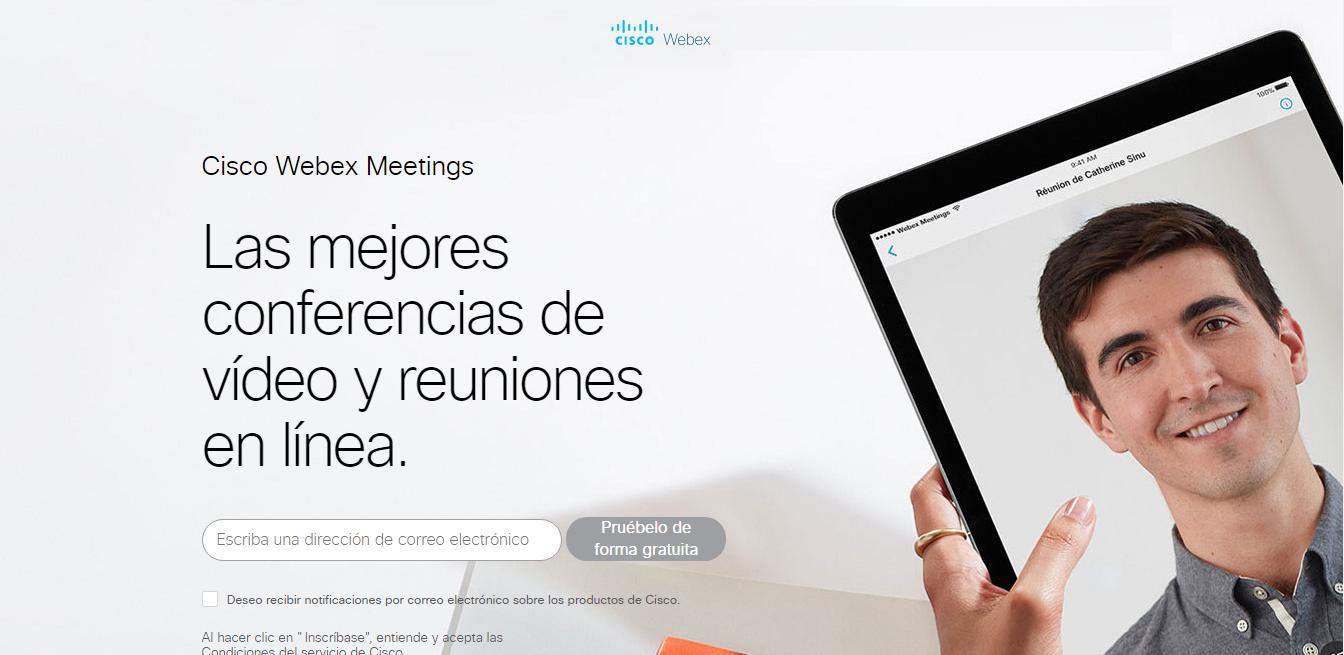 Webex Meetings