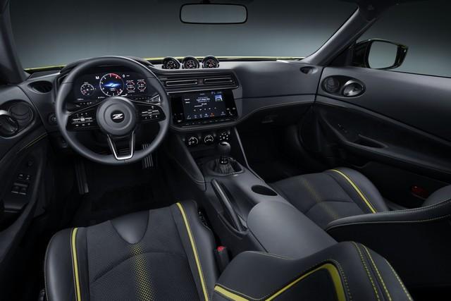 Le Nissan Z Proto : Inspiré Du Passé, Tourne Vers Le Futur 200916-01-023-source-1