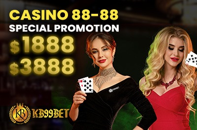 88-88 Casino Special Promotion