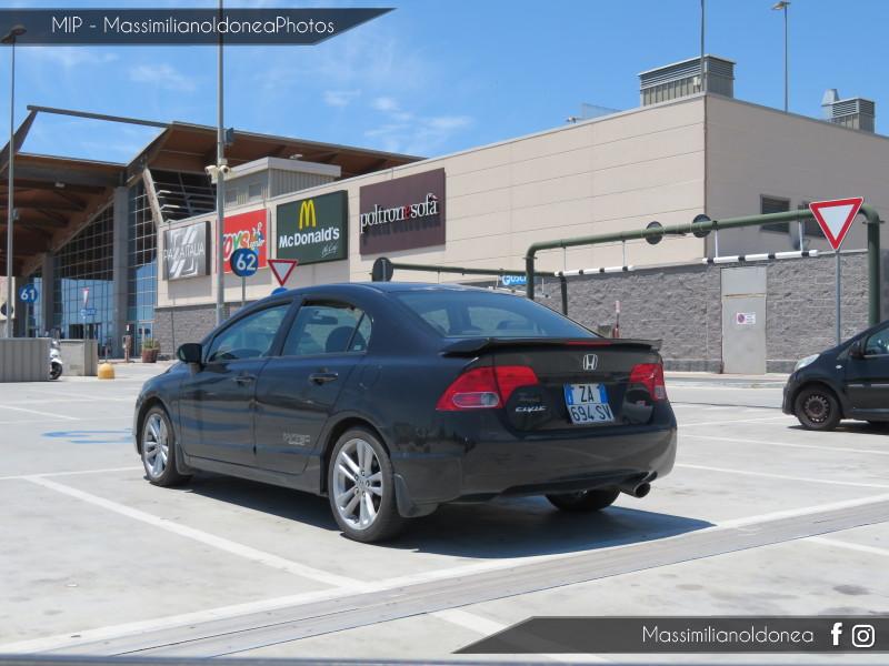 Avvistamenti auto rare non ancora d'epoca - Pagina 23 Honda-Civic-Si-Us-Spec-ZA694-SV