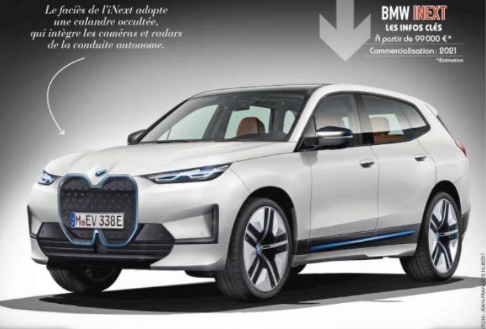 2020 BMW i6/iNEXT/iX8 72