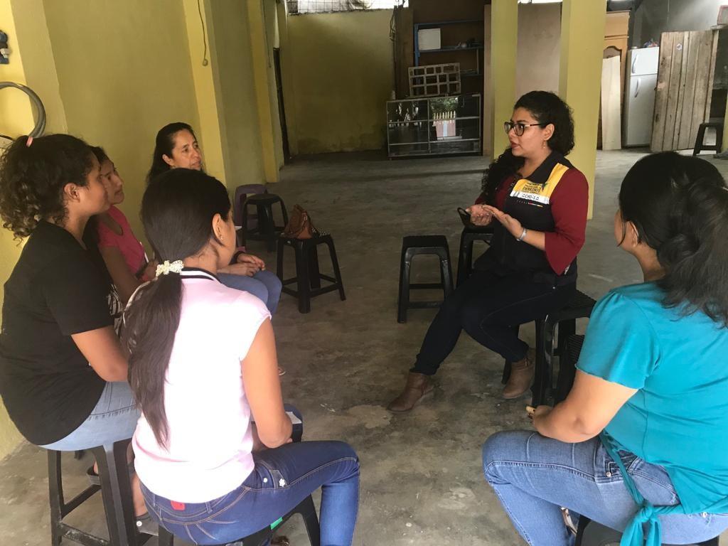 La JCPD-SD continúa realizando Planes de Intervención Terapéutico Comunitario