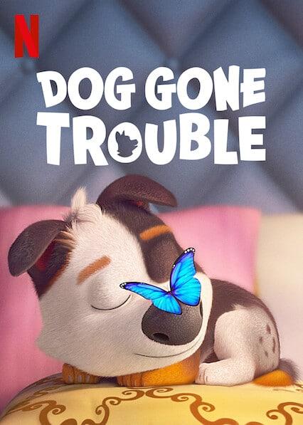 Dog Gone Trouble   2021   Hindi + English   1080p   720p   WEB-DL