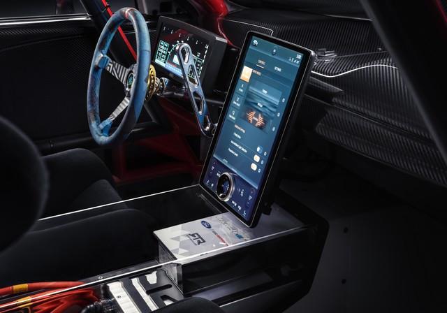Ford Performance et RTR dévoilent un prototype 100% électrique, la Mustang Mach-E 1400, pour un nouvel art du drift Mach-E-1400-Reveal-Photos-13
