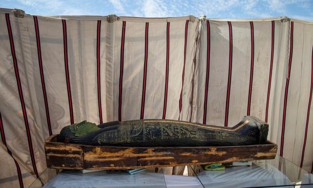 RIZNICA ARHEOLOŠKOG BLAGA: 50 drevnih lijesova otkriveno u egipatskoj nekropoli Saqqara