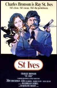 Charles Bronson, not to be confused with the new Charles Bronson.