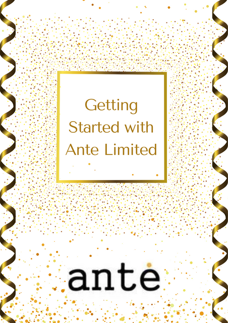 Getting-Started-with-Ante-Limited