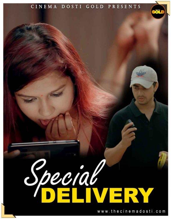 18+ Special Delivery (2021) GoldFlix Hindi Originals Short Film 720p HDRip 150MB Download