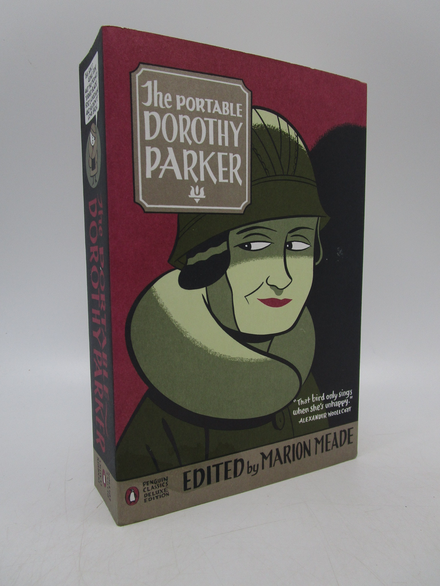 Image for The Portable Dorothy Parker (Penguin Classics Deluxe Edition)