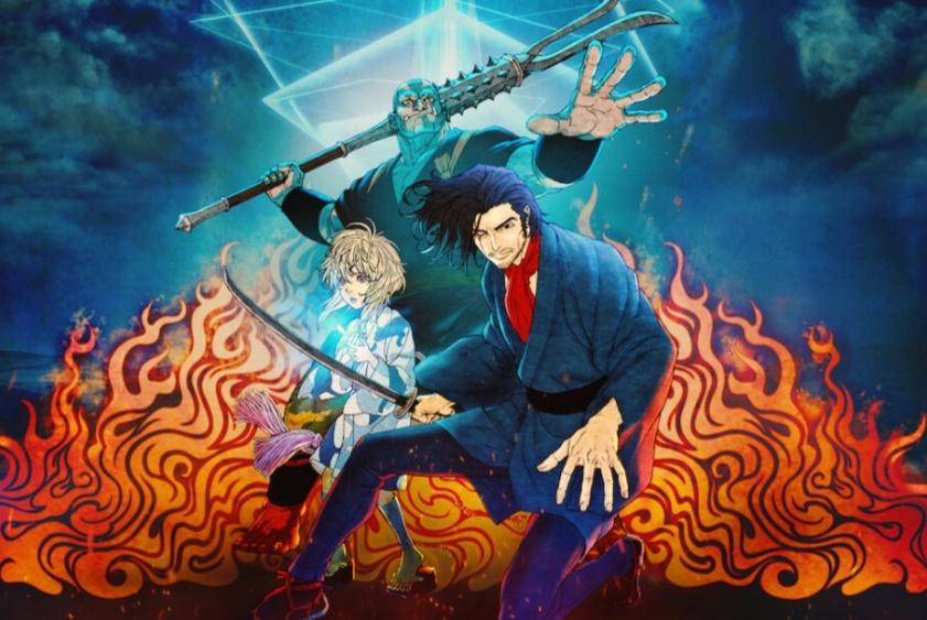 """Самурай и Орк объединяются для спасение эльфийки в трейлере аниме """"Яркость: Душа Самурая"""""""