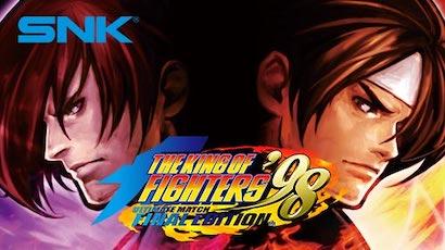 今日起,8款SNK人氣遊戲 在Prime Gaming免費上線! Image-KOF98-UMFE