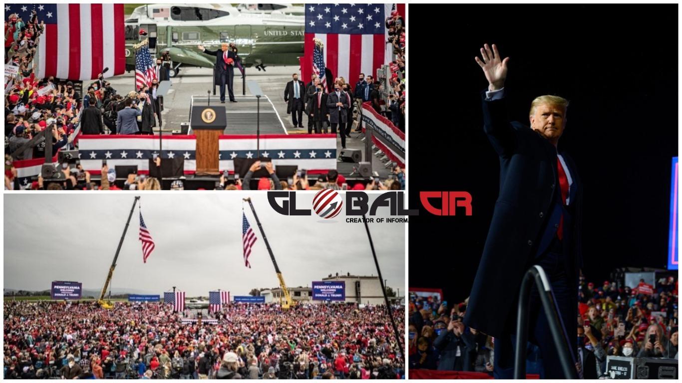 REZULTATI U GEORGIJI NISU OVJERENI! Tramp: Stižu važni podaci o izbornoj prevari u toj državi!