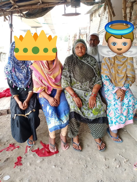Blessing NGO want to help two less fortunate  sisters who getting married early next month.