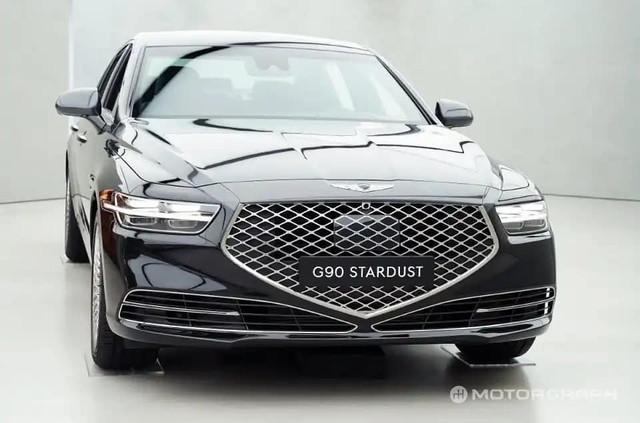 Genesis G90 Restyling (2019) 45