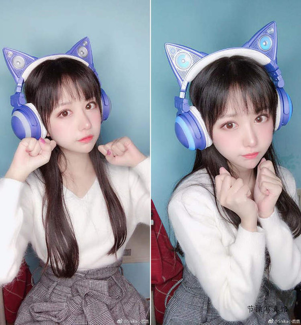 [cosplay写真]萌妹子@Shika小鹿鹿会说话的眼睛你喜欢吗?
