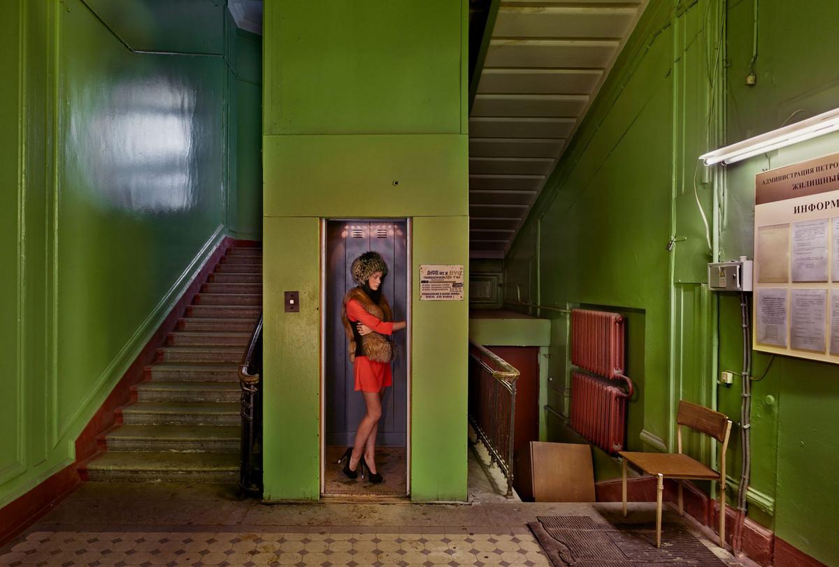 «Русские сказки». Фотограф Франк Херфорт 11
