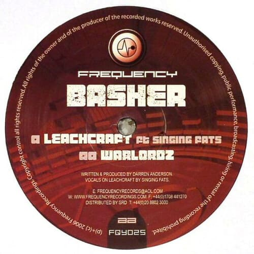 Download Basher - Leachcraft / Warlordz mp3