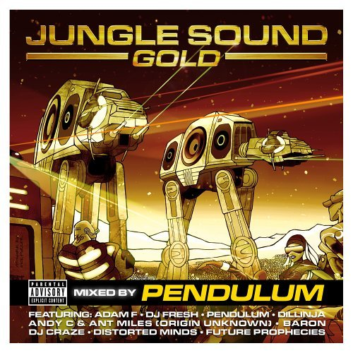 VA - Jungle Sound Gold