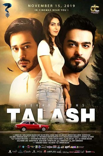 Talash (2019) Urdu HDRip 720p 1.3GB ESubs TeaM MovCr