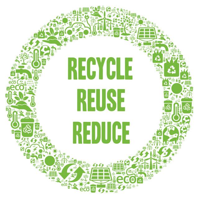 recycle-reuse-reduce-rethink-zero-waste