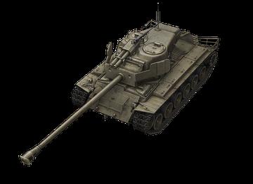 Премиум танк T26E4 SuperPershing World of Tanks Blitz