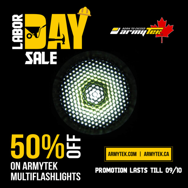 smm multi flashlights 50off