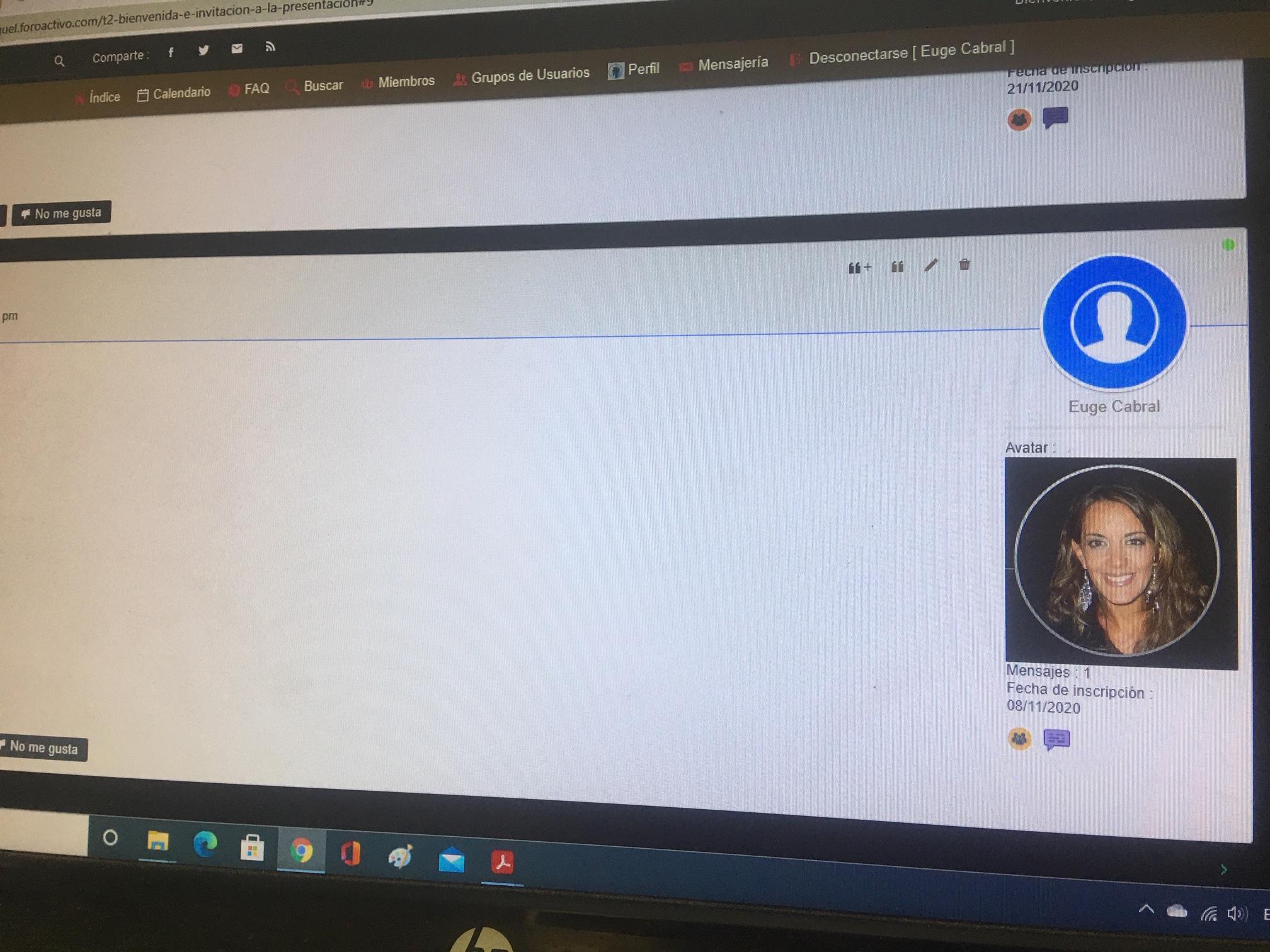 Cambiar avatar (incono) perfil Image0